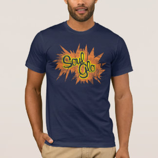 Soul Glo Explosion beunruhigtes Shirt