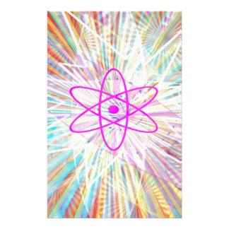 Soul-Power: Sonnenenergie-künstlerischer Entwurf Briefpapier