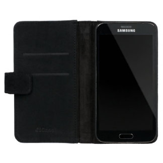 Soul-Vertrauens-Plattenen-Logo - Geldbörsen-Kasten Samsung Galaxy S5 Geldbeutel Hülle