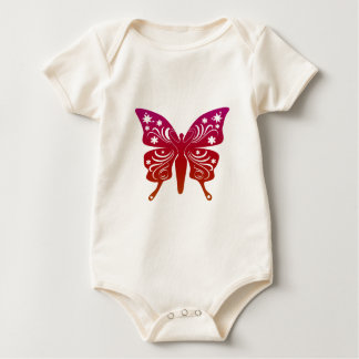 Soul-Weg-Göttin-Schmetterling Baby Strampler