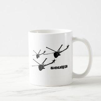 Soulja Abnutzungs-Chopper 3 Kaffeetasse