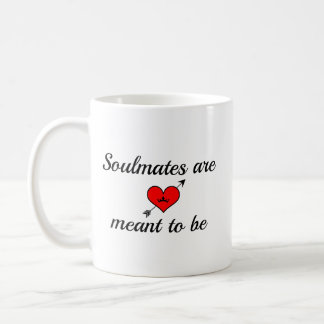 Soulmates-Tasse #OutlawQueen Kaffeetasse