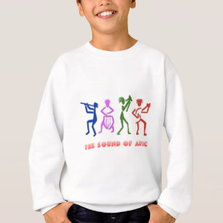 SOUND OF MUSIC Ton der Musik Sweatshirt