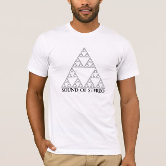 Sound of Stereo Triangle Logo T-Shirt