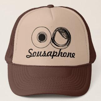 Sousaphone-Kappe Truckerkappe
