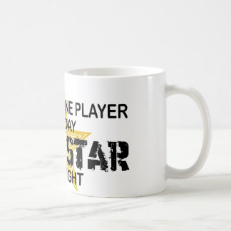 Sousaphone-Rockstar bis zum Nacht Kaffeetasse
