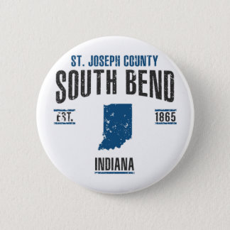 South Bend Runder Button 5,1 Cm