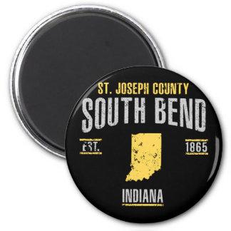 South Bend Runder Magnet 5,7 Cm