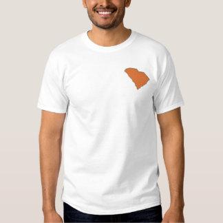 South Carolina Besticktes T-Shirt