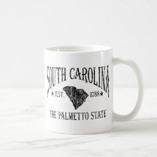 South Carolina Kaffeetasse