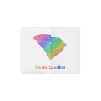 South Carolina Moleskine Taschennotizbuch