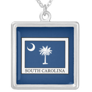 South Carolina Versilberte Kette