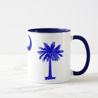 South CarolinaPalmetto und Halbmond-Tasse Tasse