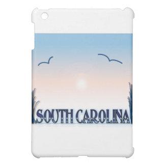 South- Carolinaspritzpistolen-Sonnenuntergang iPad Mini Schale