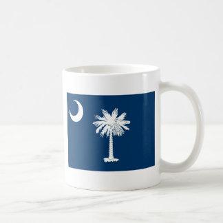South- CarolinaStaats-Flagge Kaffeetasse
