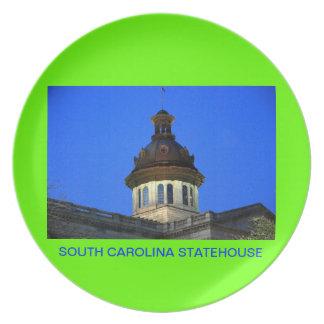 South Carolinastatehouse-Platte Teller