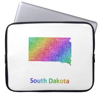 South Dakota Laptopschutzhülle
