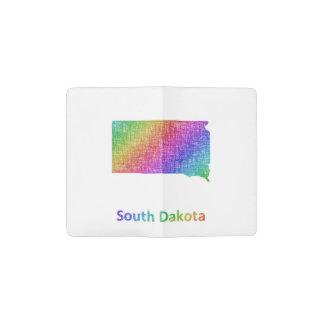 South Dakota Moleskine Taschennotizbuch