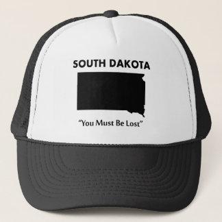 South Dakota - Sie müssen verloren werden Truckerkappe