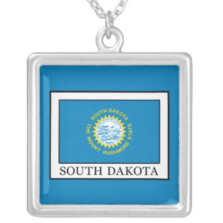 South Dakota Versilberte Kette
