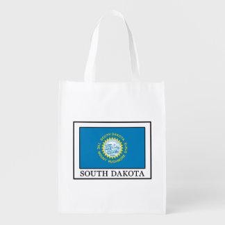 South Dakota Wiederverwendbare Einkaufstasche