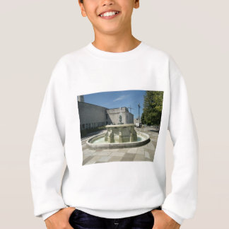 Southampton-Bibliotheks-Brunnen Sweatshirt