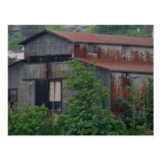 Southside Ruine Postkarte