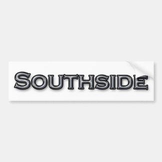 Southside Virginia Autoaufkleber