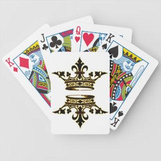 Souveräne Spielkarten