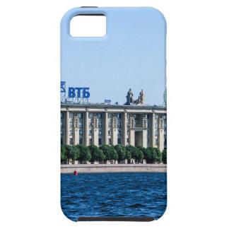 Sowjet-Ära Büro-Gebäude Tough iPhone 5 Hülle