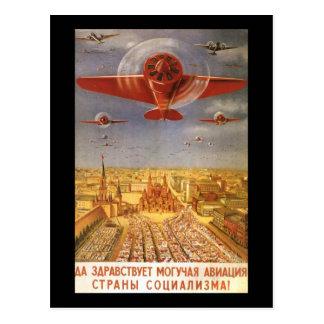 Sowjet Postkarte
