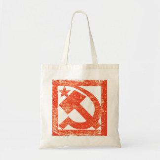 Sowjetische Symbol-Taschen-Tasche Tragetasche