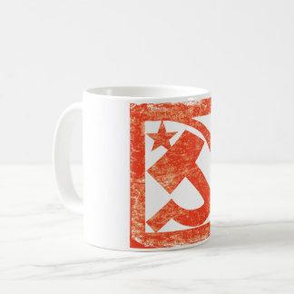 Sowjetische Symbol-Tasse Kaffeetasse