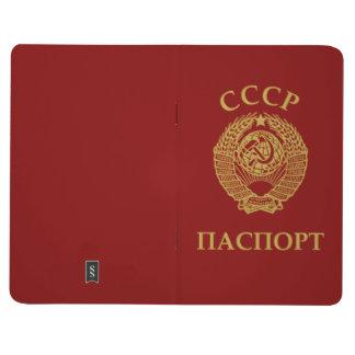 Sowjetischer Pass Taschennotizbuch