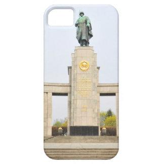 Sowjetisches Kriegs-Denkmal in Berlin, Deutschland iPhone 5 Hüllen