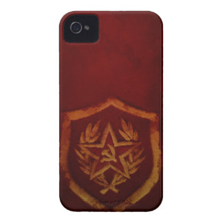 sowjetisches rote Armee chevrom iPhone 4 Cover