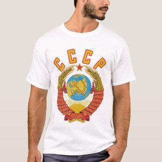Sowjetisches Wappen CCCP T - Shirt