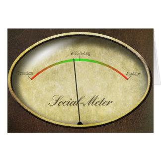 Sozial-Meter Karte