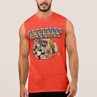 Sozial ungeschicktes Shirt für wirkliche Männer!