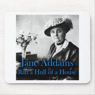 Sozialarbeit: Jane Addams ließ einen Rumpf eines Mousepad