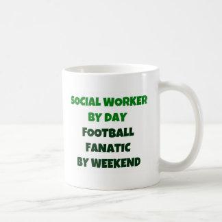 Sozialarbeiter durch Tagesfußball-Fanatiker bis Tasse