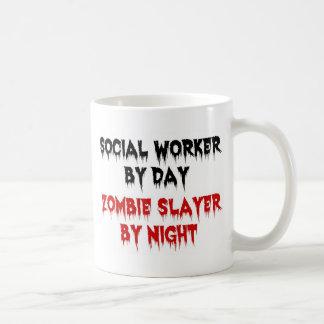 Sozialarbeiter durch TageszombieSlayer bis zum Nac Tee Tassen