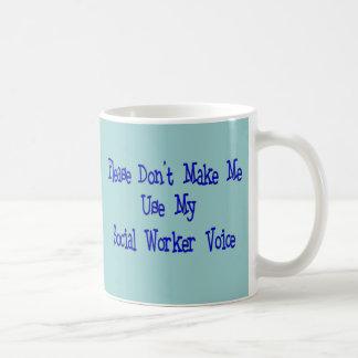 Sozialarbeiter-Geschenke Kaffeetasse