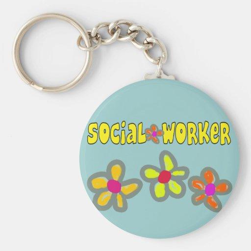 Sozialarbeiter-Geschenke Schlüsselband