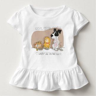 Sozialeinrichtung Kleinkind T-shirt