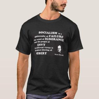 Sozialismus ist eine Philosophie des Ausfalls T-Shirt