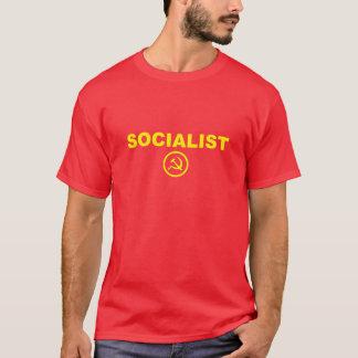 Sozialistisch T-Shirt