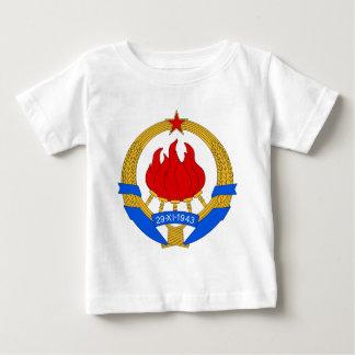 Sozialistische bundesstaatliche Republik von Baby T-shirt