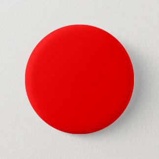 Sozialistische Flagge Runder Button 5,1 Cm