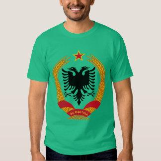 Sozialistische Republik Albanien T Shirt